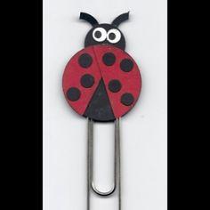 Ladybug Punch Art