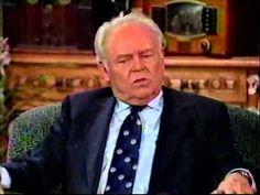 Carroll O'Connor Interview with Bob Costas