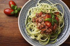Low Carb, kalorienarm, perfekt: Wir lieben Zoodles-Rezepte!