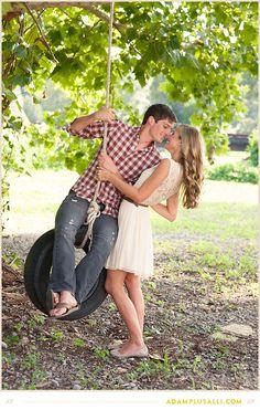 Tire Swing Romance