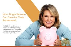 Single women should start planning for their #RetirementIncome carefully because they do not have another earning member to support them. #BaumFinancial