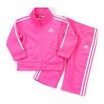 Adidas Logo, Mock Neck, Adidas Jacket, Baby Kids, Coats, Pockets, Hoodies, Girls, Pink