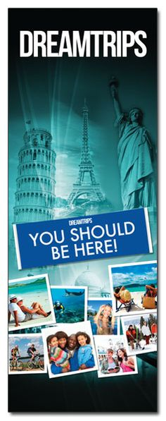 You Should Be Here! www.travelwithshell.dreamtrips.com, www.travelwithshell.worldventures.biz