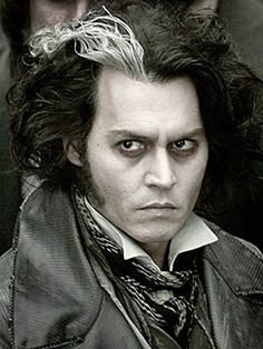 Shocking! Attend the hair of Sweeney Todd | Scanners | Roger Ebert