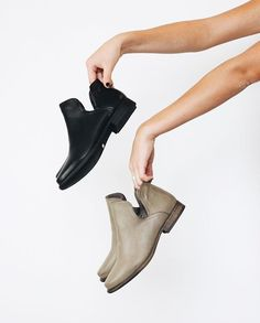 We can't get enough of these booties!  Booties $39