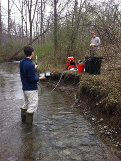 SUNY ESF/Syracuse U. study finds in-stream restoration structures effective - Ted's recent research/publication