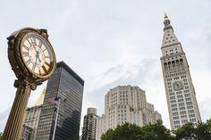 Fifth Avenue building in New York City #NewYork