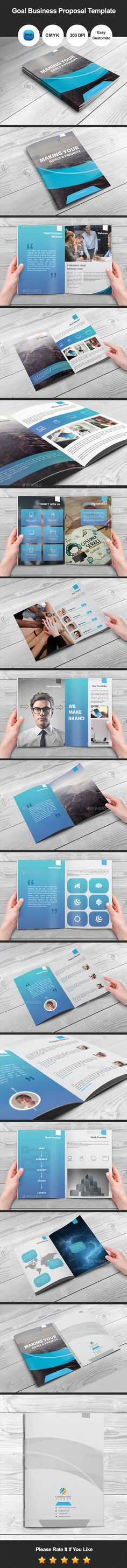 Business Proposal 2016 Keynote Presentation Template Business - advertising proposal template