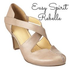 Easy spirit rebelle: Adorable, Affordable, Comfortable and comes in wides ;-)