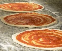 Rezept Die ultimative Pizzasauce, Pizzasoße von Thermomädel - Rezept der Kategorie Saucen/Dips/Brotaufstriche