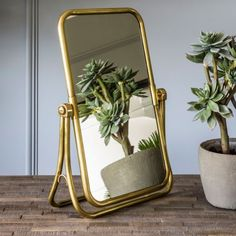 Otto Table Top Vanity Mirror - Dressing Table Mirrors - Mirrors - Lighting & Mirrors