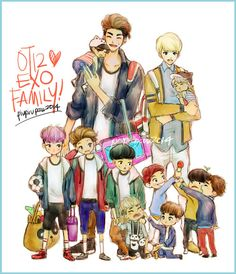 EXO Family!