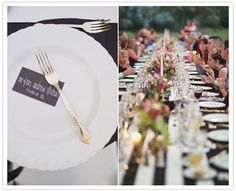 modern white wedding | Modern Florida wedding: Brooke + James | Real Weddings | 100 Layer ...