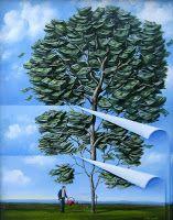 Pequeno Mundo Particular: Rafal Olbinski:Pintor e Ilustrador Surrealista