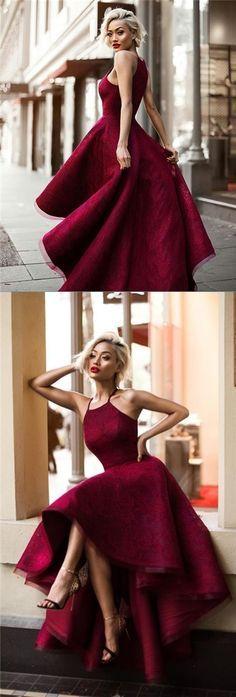 Absolutely stunning Burganfu Prom Dress