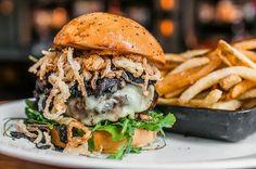 Mushrooms Truffle Burger mmm