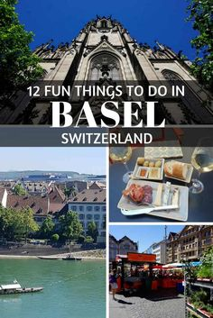 12 Fun Things to do in Basel, Switzerland, what to do in Basel. Visiting Basel.