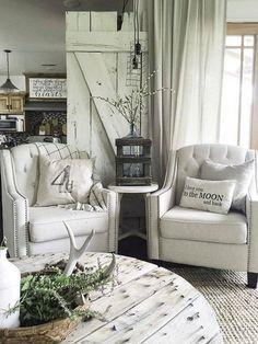 Marvelous Farmhouse Style Home Decor Idea