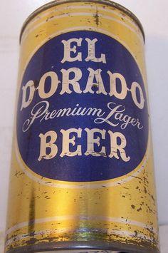 EL Dorado Premium Lager Beer, USBC 59-20, Grade 1- – Beer Cans Plus