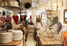 A homewares store of hidden treasures.