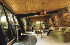 Mid-Century Modern Freak | 1954 Edward & Frances Loewenstein Residence |...