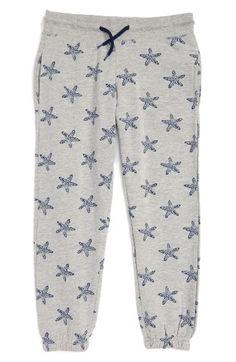 C & C California Starfish Graphic Jogger Pants (Big Girls) | Nordstrom