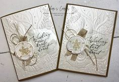Sympathy Cards, Greeting Cards, Nautical Cards, Beach Cards, Stamp Pad, Specialty Paper, Friends Are Like, Stamping Up Cards, I Card
