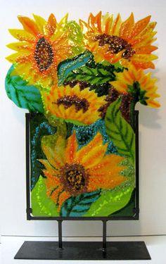 Sunflower Bouquet, Carlyn Galerie