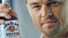 Leonardo DiCaprio - Reklama Jim Beam www.alkohall.cz