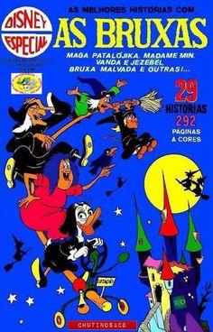 Disney Especial - 002 : As Bruxas