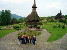 Maramures wooden churches