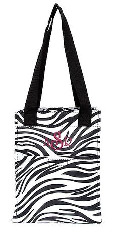 Includes embroidery with name or monogram. Immediate shipping, gift service available from Simply Bags. Insulated Lunch Bags, Reusable Tote Bags, Personalized Lunch Bags, Monogram, Stylish, Monograms