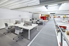 Vitra | Riedel Communications: Wuppertal, Germany #Riedel #RiedelCommunications