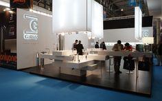 griferías galindo  relaciones  construmat'07 | Industrial and corporate interior design, Barcelona - COMPEIXALAIGUA DESIGNSTUDIO