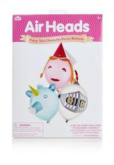 Air Heads Fairy Tale Balloons - Set of 6 Different Designs NPW http://www.amazon.co.uk/dp/B00JWPJKTQ/ref=cm_sw_r_pi_dp_XKeGub07WGZE9