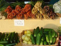 Chapel Hill Farmer's Market!  Ten reasons we love Chapel Hill Farmers Market & you will, too!