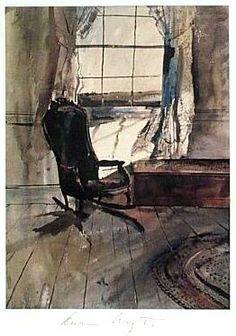 Front Room I Andrew Wyeth