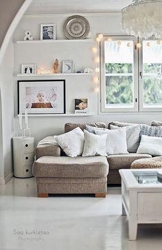 Fresh ideas around the home - thank you Pinterest!