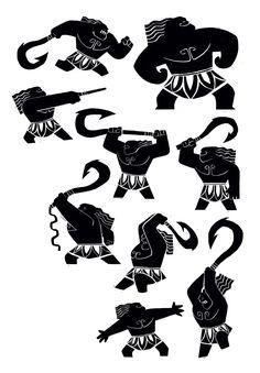 disney-the-art-of-moana-concept-art-illustration-13-bill-schwab.jpg (833×1200)