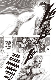 One-Punch Man, Chapter 124/ New Fubuki Group   One Punch Man Manga Online