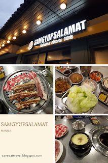 Samgyupsalamat Unlimited Korean BBQ Ermita Branch | Restuarant Review | Malate, Manila, Philippines Korean Bbq Restaurant, Food Spot, Manila Philippines, I Foods, Great Recipes, Restaurants, Asia, Beef, Travel