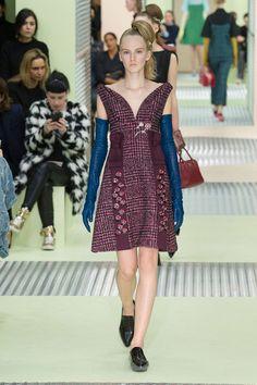 Prada at Milan Fashion Week Fall 2015 - Livingly