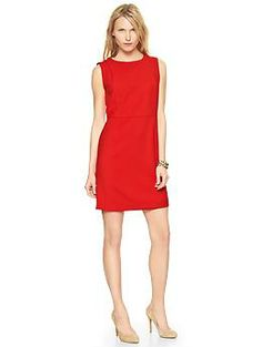 Sheath dress from the Gap. Sewing inspiration.