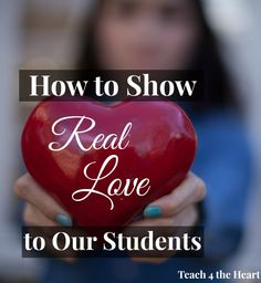This makes all the difference! How to Show Real Love to the Kids (Even When They're Not Acting Lovable) | Teach 4 the Heart