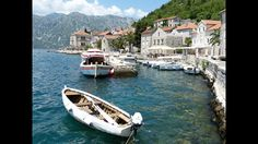One of the Most Delightful Places in Europe, Kotor, Montenegro
