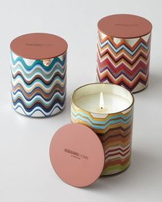 """Apothia""+Candle+by+Missoni+Home+Collection+at+Neiman+Marcus."