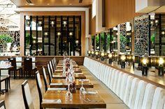 restaurant Prezzo Banstead by London design studio Brown
