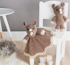 Roy the Rhino Amigurumi Crochet Pattern