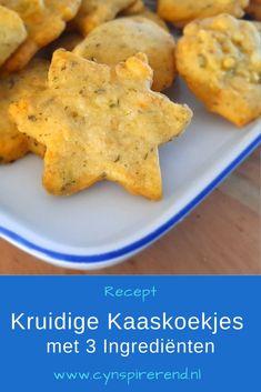 Zin in een lekker hartige snack? In dit recept voor lekkere, kruidige kaaskoekjes laat ik je zien hoe je simpel zelf kaaskoekjes maakt met slechts 3 ingrediënten! Met handige bewaartips én leuke tips om te bakken met kinderen. Bekijk het recept op Cynspirerend.nl Meat, Chicken, Blog, Tips, Seeds, Blogging, Cubs, Counseling