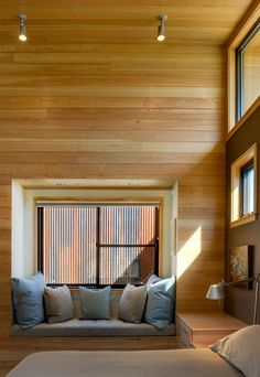 Wolf Creek View Cabin by Balance Associates Architects | HomeDSGN, a daily source for inspiration and fresh ideas on interior design and home decoration.